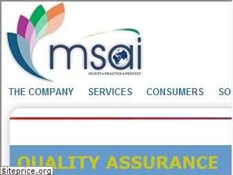 www.msai.in website price