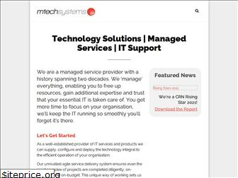 mtechsystems.co.uk