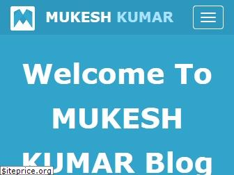 www.mukeshkumar.net website price