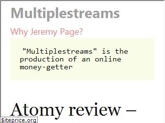 multiplestreams.org