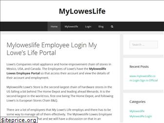 my-loweslife.co