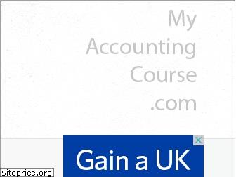 myaccountingcourse.com