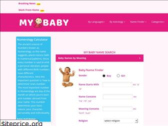mybaby.co.in