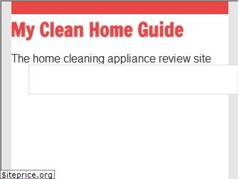 mycleanhomeguide.co.uk