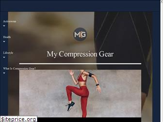 mycompressiongear.com