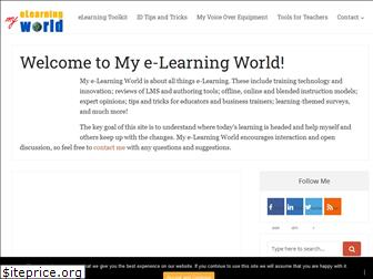 myelearningworld.com