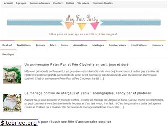 myfairparty.com
