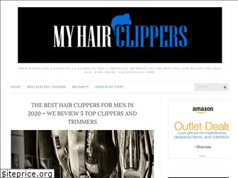 myhairclippers.com