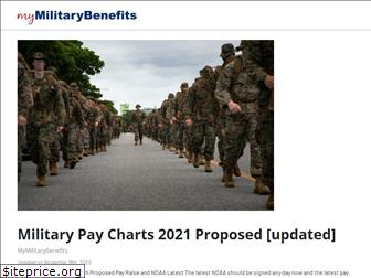 mymilitarybenefits.com
