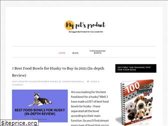 mypetsproduct.com