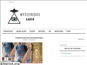 mysteriousearth.net