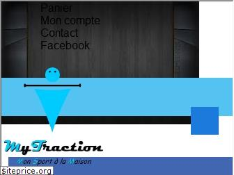 www.mytraction.fr website price