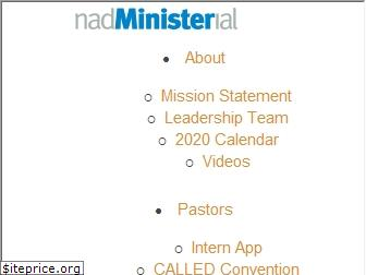 nadministerial.org