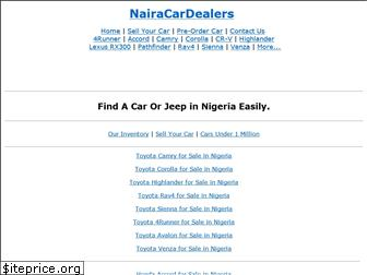 nairacardealers.com