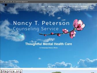 nancypetersoncounseling.com
