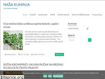 www.nasakuhinja.org website price