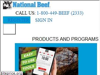 nationalbeef.com