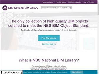 nationalbimlibrary.com