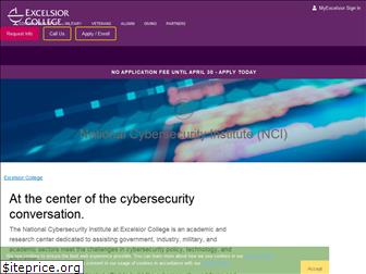 nationalcybersecurityinstitute.org