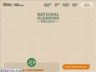 nationalgleaningproject.org