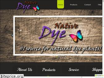 nativedye.com