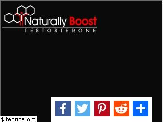 naturally-boost-testosterone.com