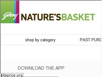 www.naturesbasket.co.in website price
