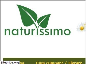 www.naturissimo.ro website price