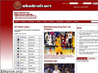 nbadraft.net