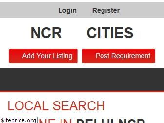 ncrcities.com