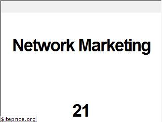 network-marketing21.com