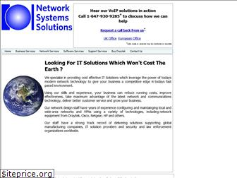 network-systems-solutions.com