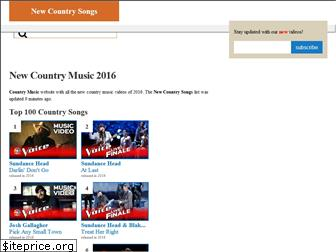new-country-songs.com