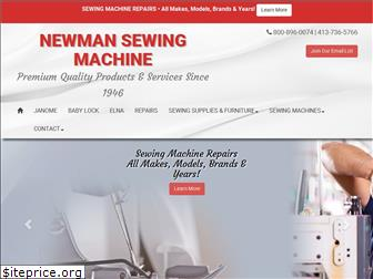 newmansewing.com