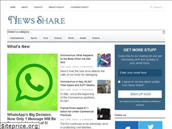 newsshare.in