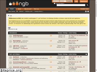 www.ngb.to website price