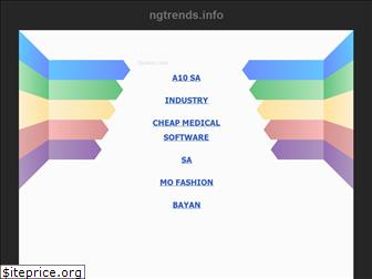ngtrends.info