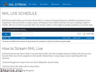 nhlstream.tv