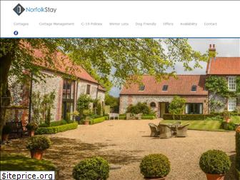 norfolkstay.co.uk