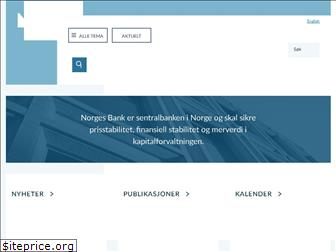norges-bank.no