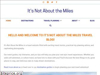 notaboutthemiles.com