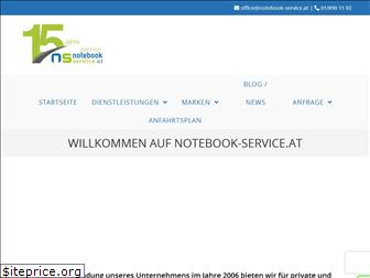 notebook-service.at