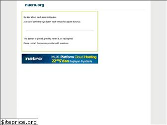 www.nucro.org website price