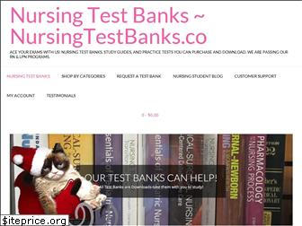 nursingtestbanks.co