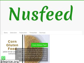 www.nusfeed.id website price