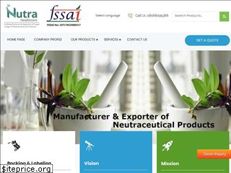 nutraceuticalproducts.net