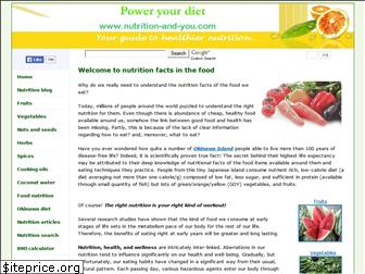 nutrition-and-you.com