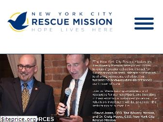 nycrescue.org