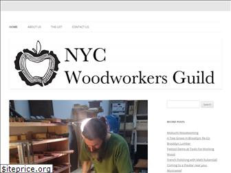 nycwoodworkers.org