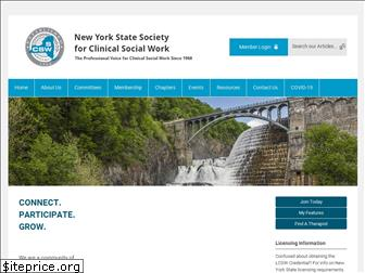 nysscsw.org